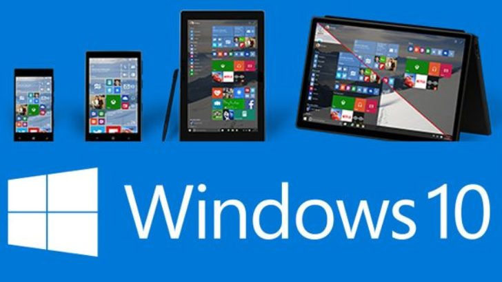 Windows 10 Yayınlandı – İndirin