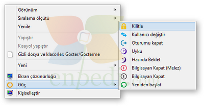 windows8-sag-tik-guc-menusu-ekle