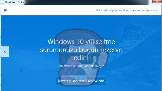 windows-10-ucretsiz-yukseltme-rezervasyon