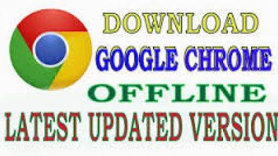 Alternatif (çevrimdışı) Google Chrome yükleyicisi (Windows)