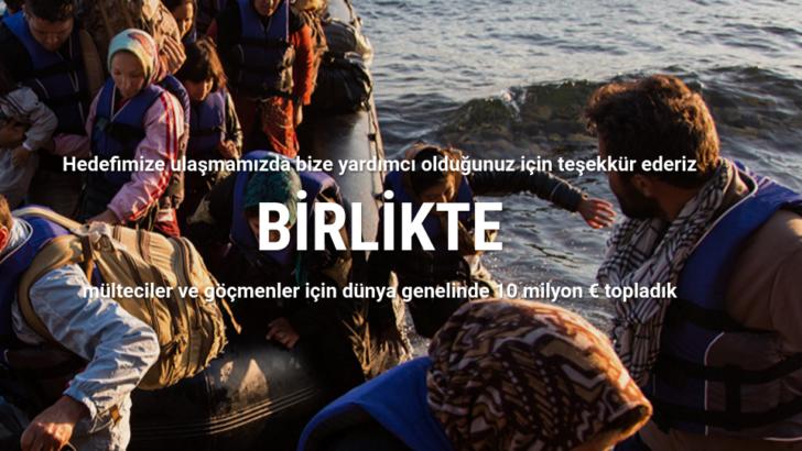 Google'den Suriyeli Mültecilere Yardım Kampanyası