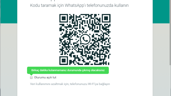WhatsApp Web'i nasıl kullanabilirim?
