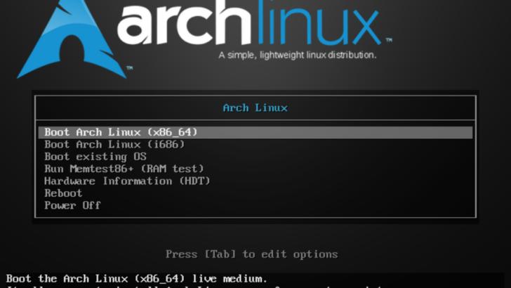 Arch Linux Resimli Kurulum Kılavuzu (Güncel 2017) ve (KDE Plasma Kurulumu
