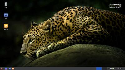 Archman – Xfce 2017.05 Kod adı: Leopar – Kararlı Sürüm Hazır