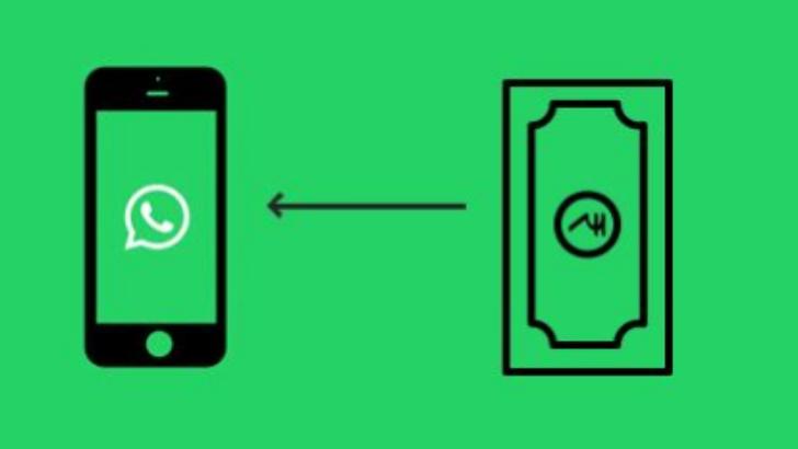 Whatsapp'tan para göndermek mümkün olacak
