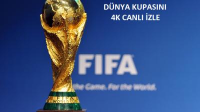 Dünya Kupası 4K nasıl izlenir?