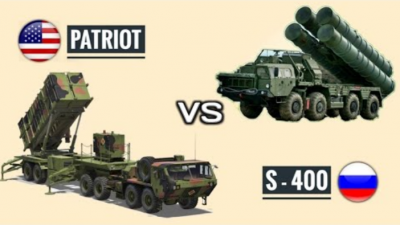 S-400 ve Patriot arasında ne fark var? S-400'mü Patriot'mu?